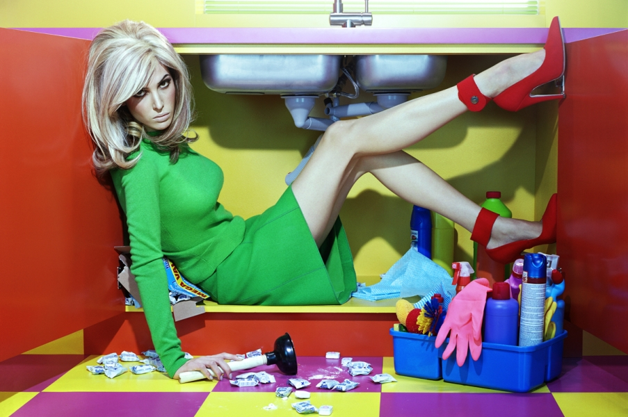 Miles Aldridge - I Only Want You To Love Me #4
