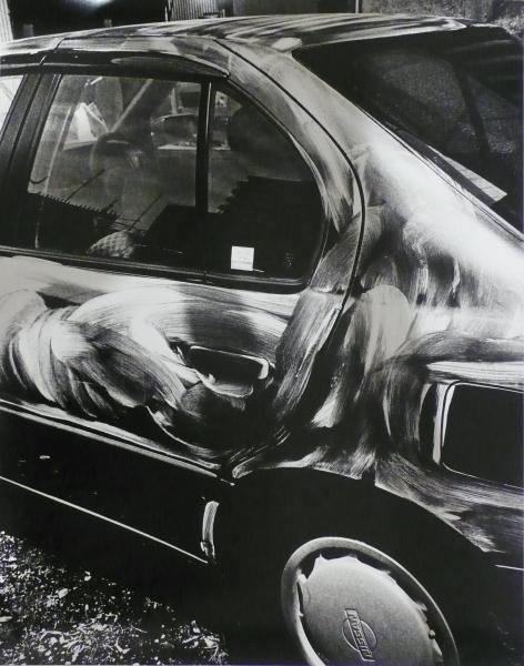 Daido Moriyama - Untitled (Car Wash)