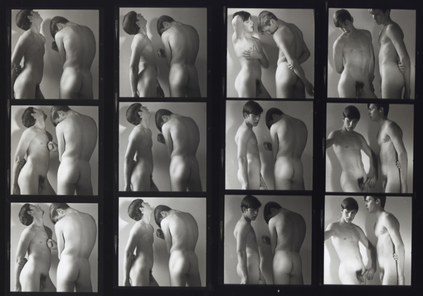Danny Fitzgerald- Contact Sheet