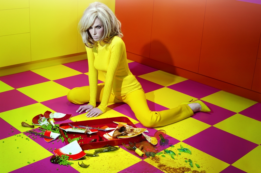 Miles Aldridge- I Only Want You to Love Me