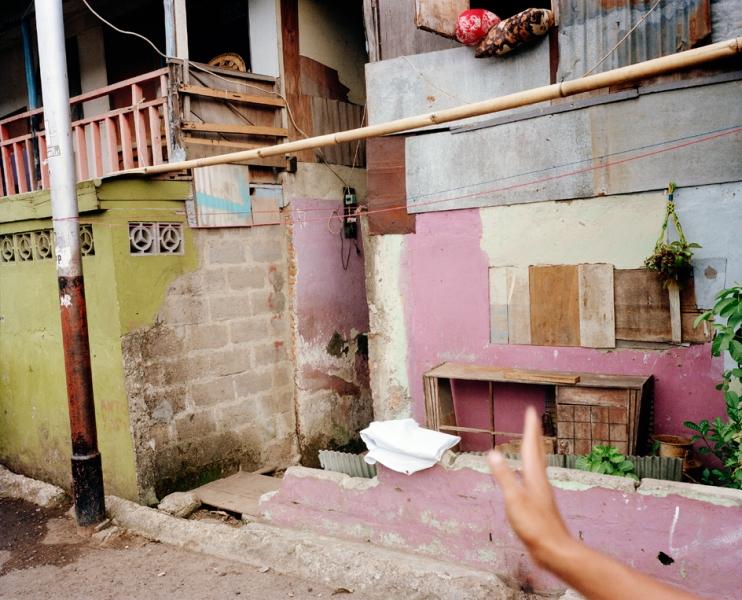 Leo Rubinfien- In a Back Street