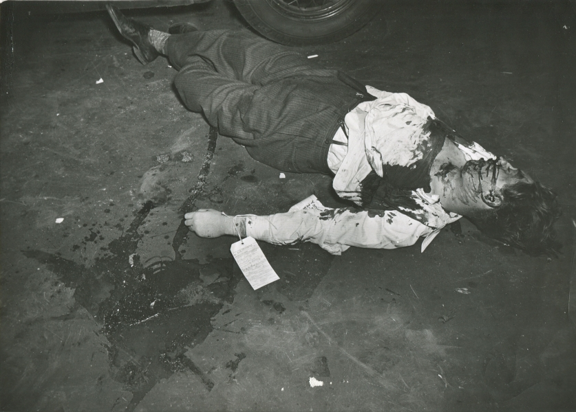 Weegee And Naked City 23