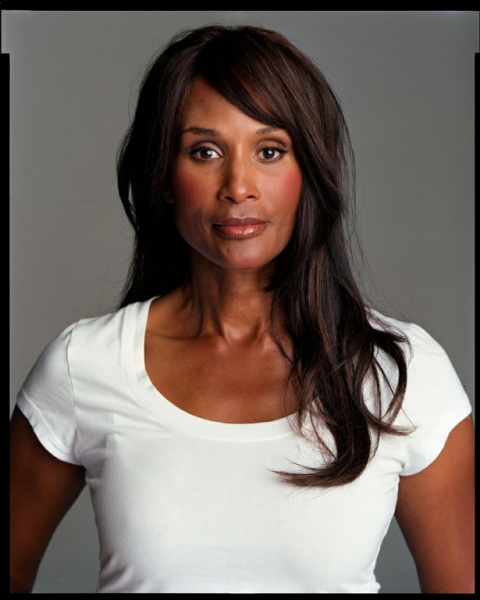 Timothy Greenfield-Sanders- Beverly Johnson