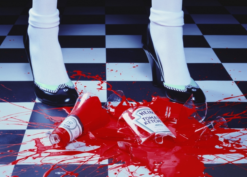Miles Aldridge - A Drop of Red #2