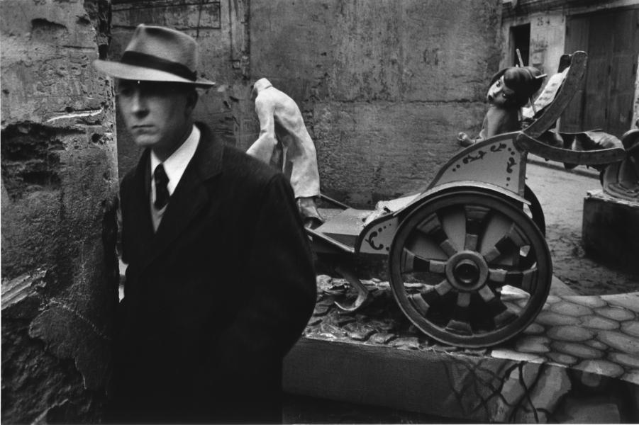 Josef Koudelka - Spain