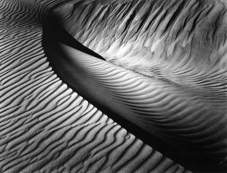 Brett Weston- Dune