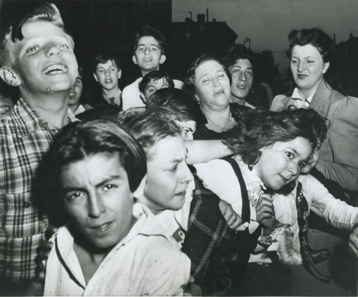 Weegee- Their First Murde