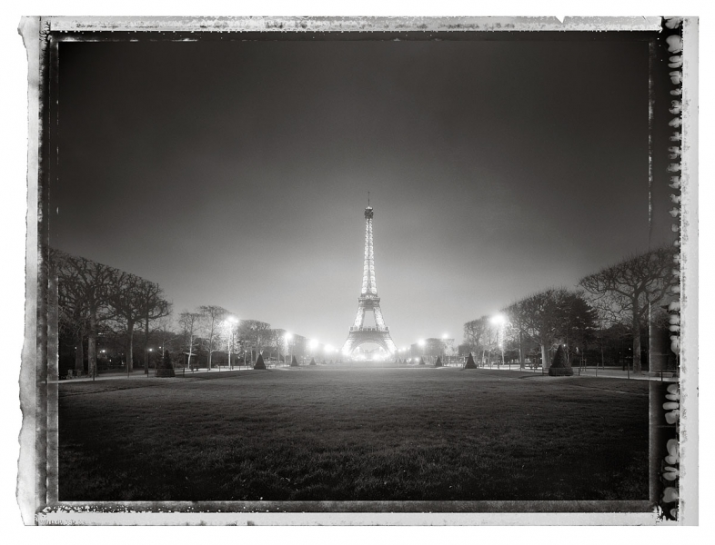 Christopher Thomas- Tour Eiffel IV