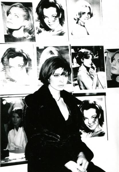 Roxanne Lowit- Isabella Rosselini