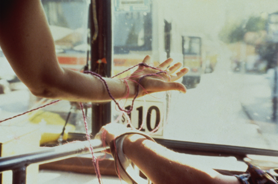 CECILIA VICUÑA, Guante / The Glove, 1966/1994