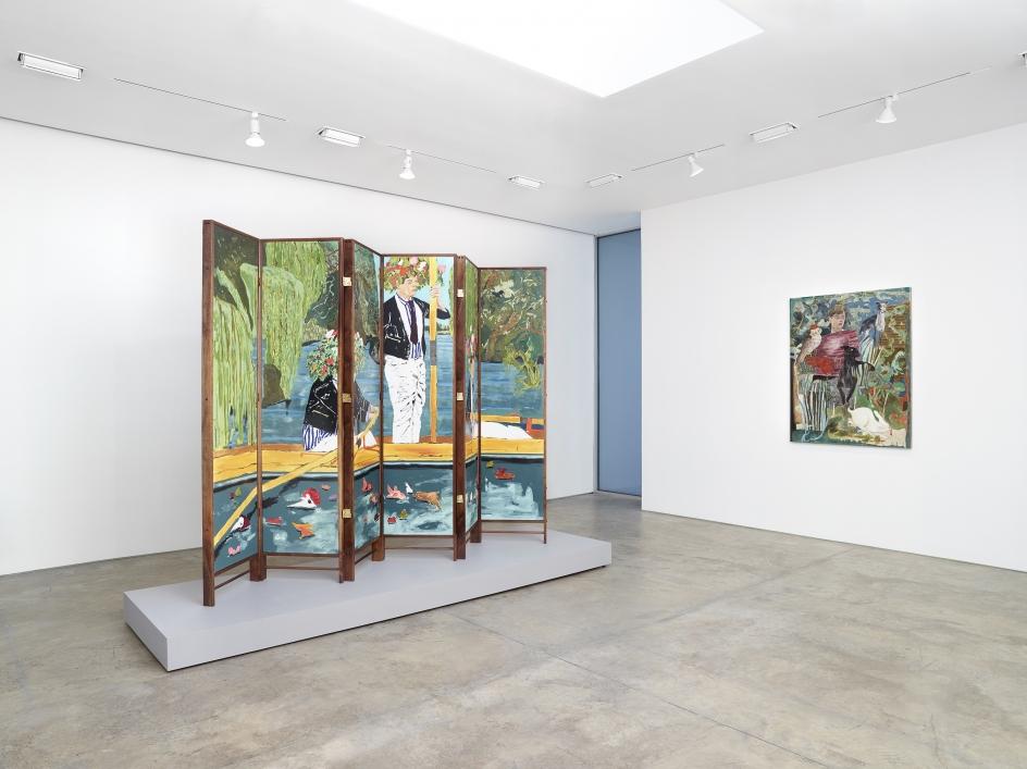 Hernan Bas, Bright Young Things, Lehmann Maupin, New York, 2016