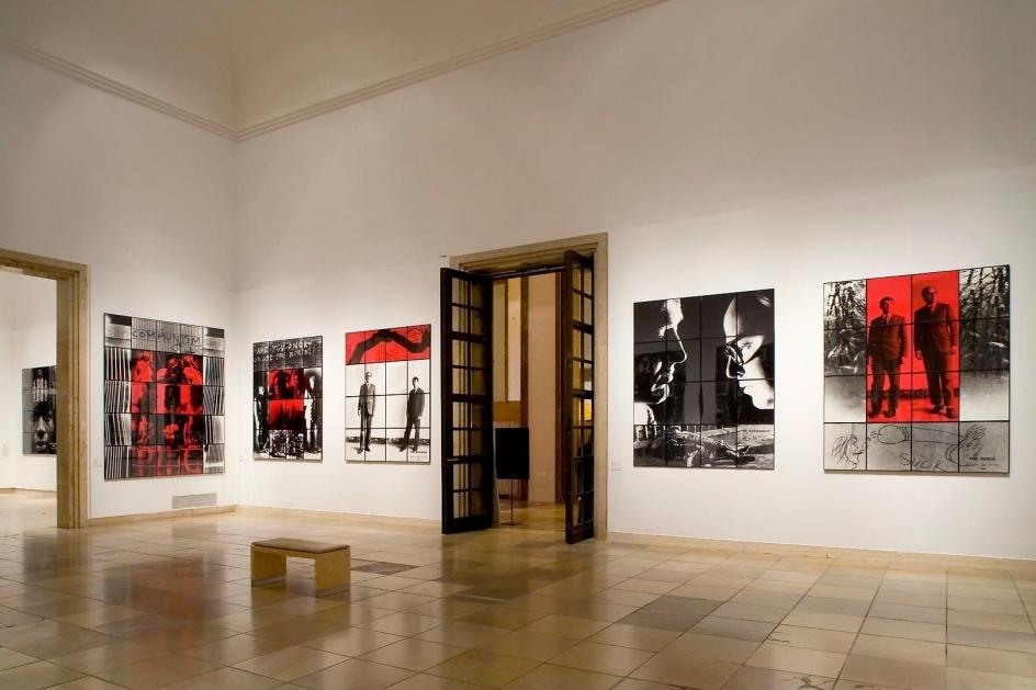 GILBERT & GEORGE: Major Exhibition
