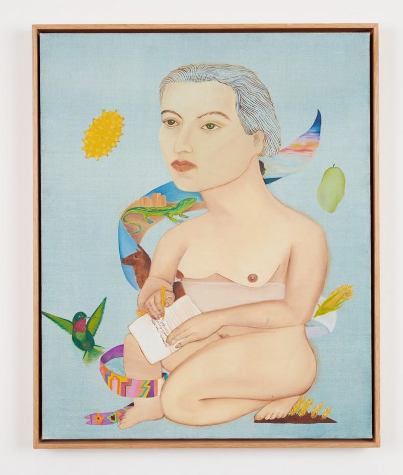 CECILIA VICUÑA, Gabriela Mistral, 1979