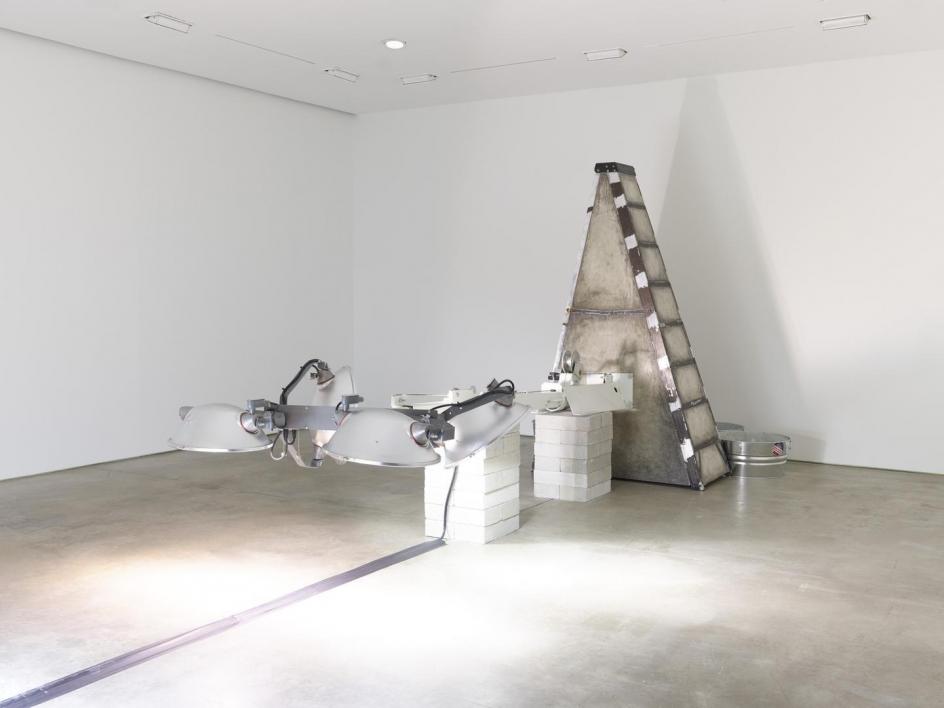 Nari Ward, TILL, LIT installation view 2