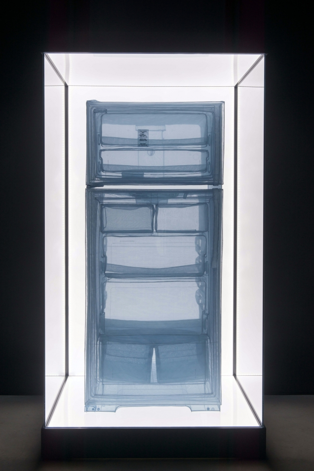 DO HO SUH, Refrigerator, Apartment A, 348 West 22nd Street, New York, NY 10011, USA, 2013