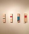 Video of the Straight Lines in Five Directions opening on July 25, 2013