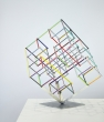 """Alois Kronschlaeger's """"Polychromatic Structures"""" Featured in HG Issue"""
