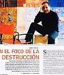 Jorge Tacla: En el Foco de la Destruccion