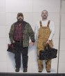 Dramatic new artwork on new New York subway station features gay couple
