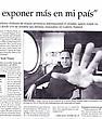 Jorge Tacla: Deberia Exponer mas en mi pais