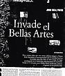 Invade el Bellas Artes: Jorge Tacla, Pintor
