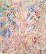 Ecstatically Chromatic: Larry Poons & Syd Solomon / Hamptons Art Hub
