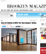 BROOKLYN MAGAZINE Best Art Exhibits of 2015: The 'Dear Readers' Edition