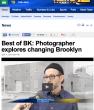 News 12 Brooklyn, Best of Brooklyn: Photographer explores changing Brooklyn, by Amanda Plasencia, April 11, 2015