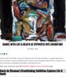 EYES IN Magazine, Dance With Life & Death at Hypnotic NYC Exhibition, Alexis de Chaunac's Breathtaking Exhibition Explores Life & Death