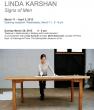 PRESS RELEASE  |   LINDA KARSHAN Signs of Men