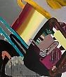 """Trudy Benson's exhibition """"Space Jam"""" reviewed by ArtSlant.com"""