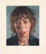 "Washington City Paper / Arts Desk: Chuck Close, ""New Work"" at Adamson Gallery /"