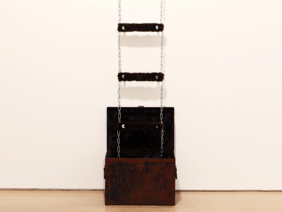 Chain Mink Emergency Escape Ladder