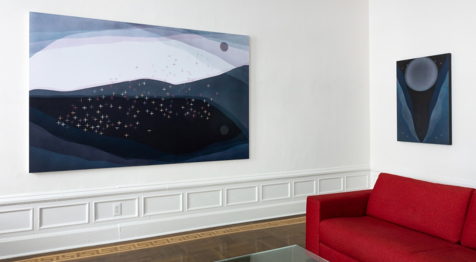 Claire Colette: Fire, Rain, Heat, Night - Harper's Apartment