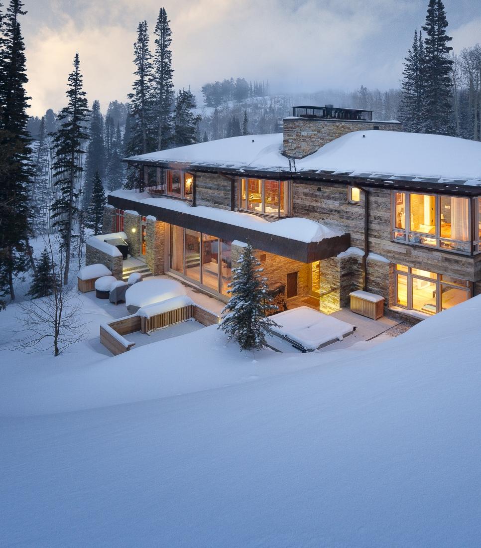 Deer Valley Ski House