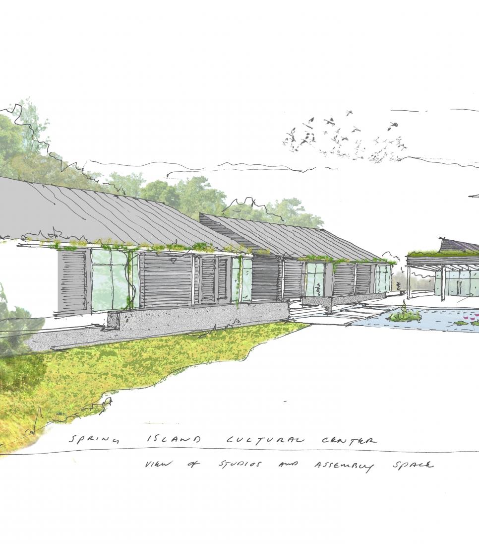 Spring Island Master Plan