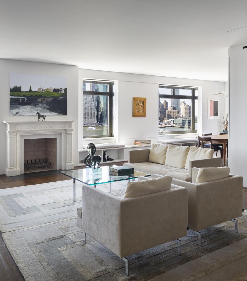 Brooklyn Heights Apartment Renovation