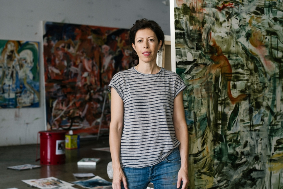 Hosted by the Yale Center for British Art, Cecily Brown will be in conversation with Francine Prose.