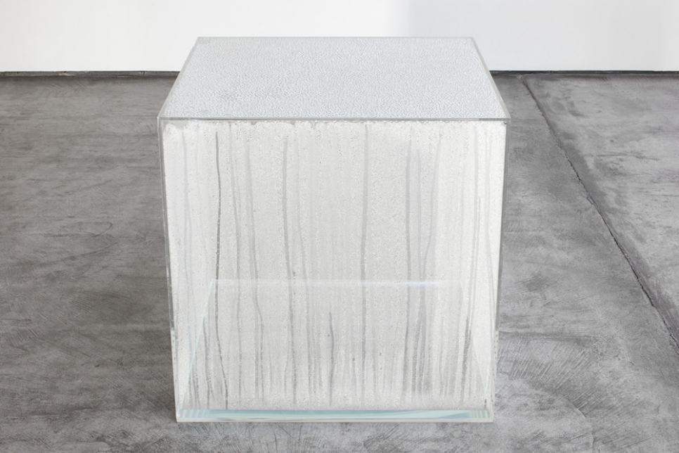 """Hans Haacke in """"Nothing is Lost, Art and Matter in Transformation"""""""
