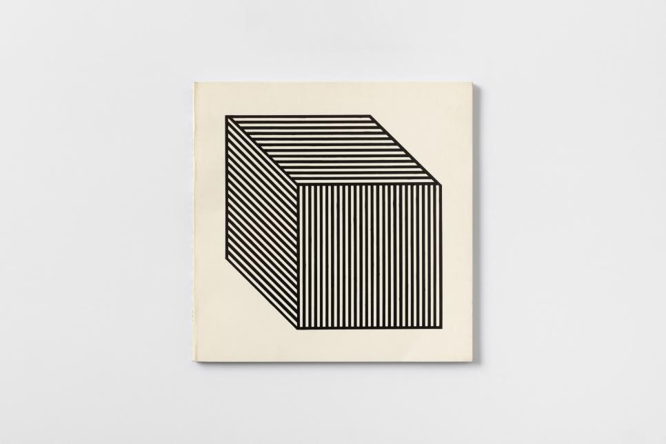 Sol LeWitt Isometric Drawings Cover