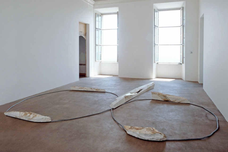 Paula Cooper Gallery is delighted to announce representation of the work of Luciano Fabro.