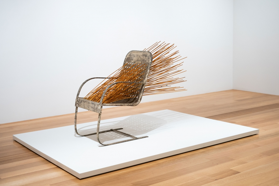 """""""An Exquisite Tribute to Terry Adkins, Maker of Monumental Sonic Sculptures"""""""