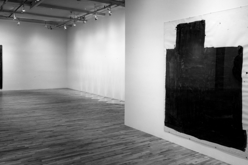Alan Shields, Elizabeth Murray, Donald Judd and others