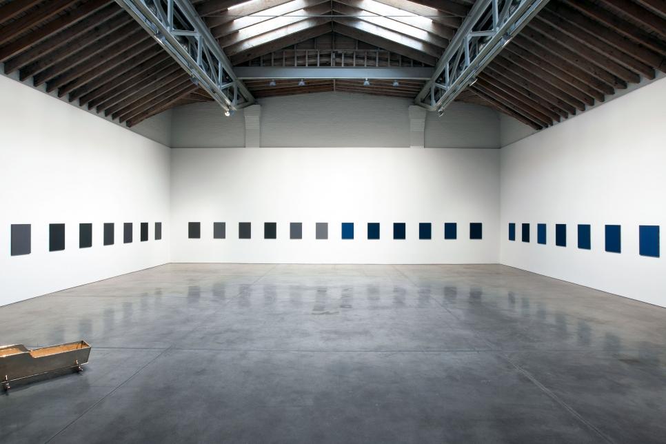 Installation view 1, Sherrie Levine, November 6 – December 15, 2010