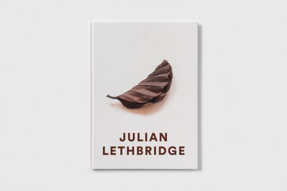 Julian Lethbridge Cover