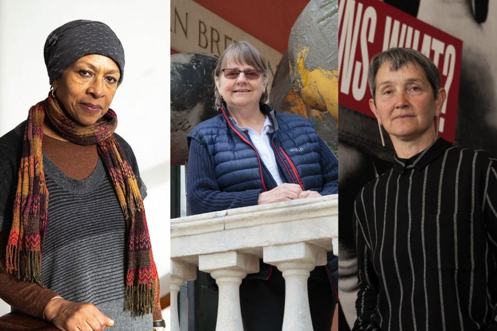 Panel Discussion: Phyllida Barlow and Veronica Ryan with Frances Morris