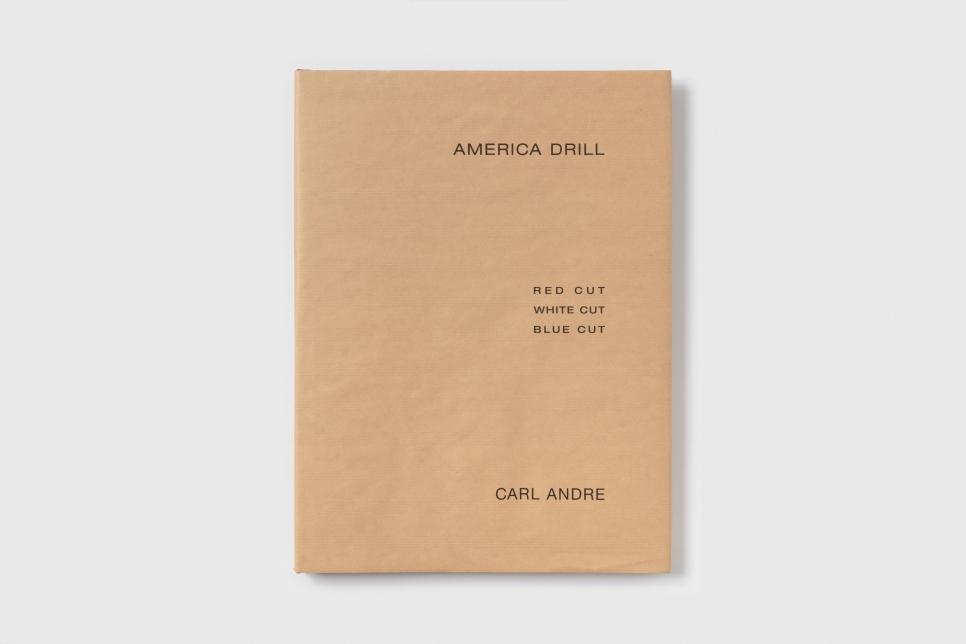 Carl Andre: America Drill