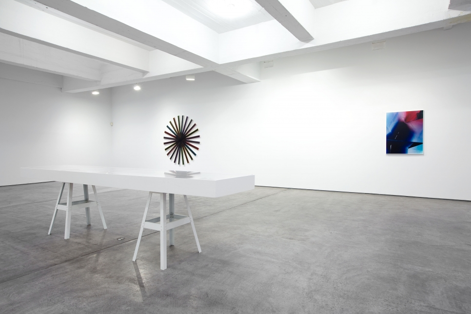Installation view 1, Group Exhibition, December 11, 2010 – January 22, 2011.