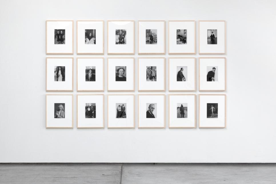 Sherrie Levine / August Sander
