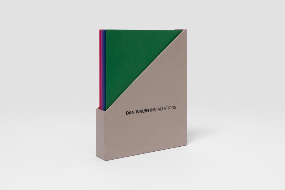 Dan Walsh Installations Cover